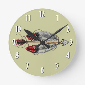 Order of the Arrow Wall Clock