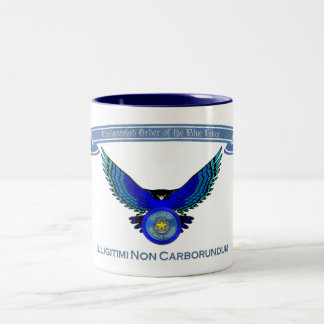Order of the Blue Falcon Mug