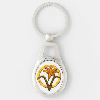 Order of the Lily Keychain