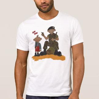 order order tossing about animals Dutchbat UNPROFO T Shirts