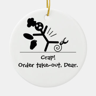 Order Take-out Ornaments