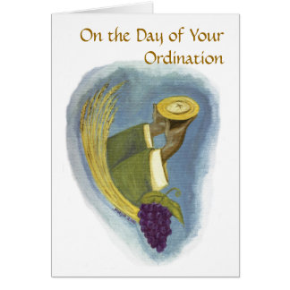 Ordination to the Priesthood 01 Card