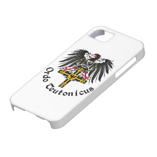 Ordo Teutonicus emperor eagle covering iPhone 5 Cover