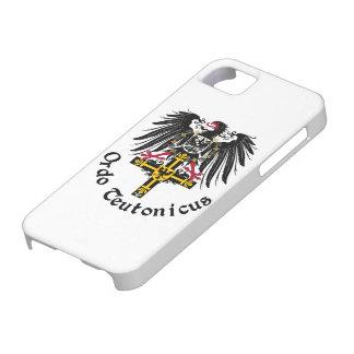 Ordo Teutonicus emperor eagle covering iPhone 5 Case