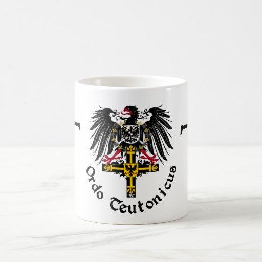 Ordo Teutonicus emperor eagle cup Mug