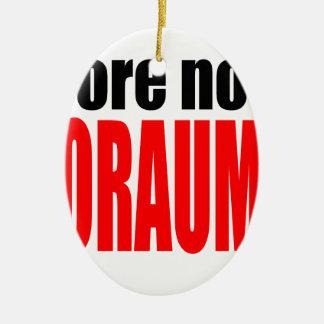 ORE TORAUMA trauma anohana summer japanese end win Ceramic Ornament