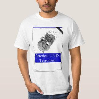 O'Really - Practical UNIX Terrorism T-Shirt