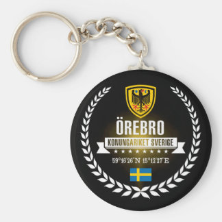Örebro Key Ring