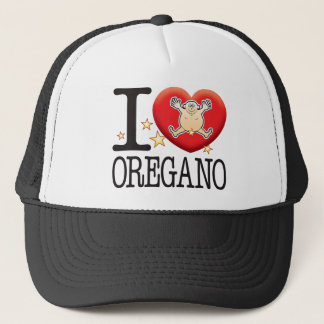 Oregano Love Man Trucker Hat