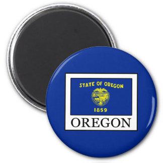 Oregon 6 Cm Round Magnet