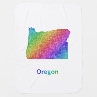 Oregon Baby Blanket