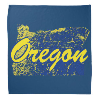 Oregon Bandana