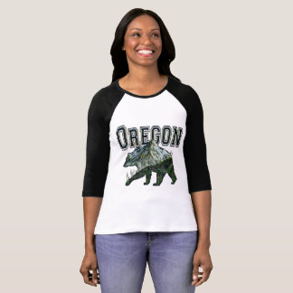 Oregon Bear T-Shirt