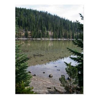 Oregon Cascades, Devils Lake Postcard