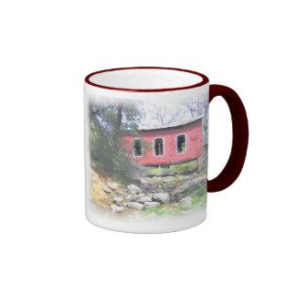Oregon City California Covered Bridge Mug