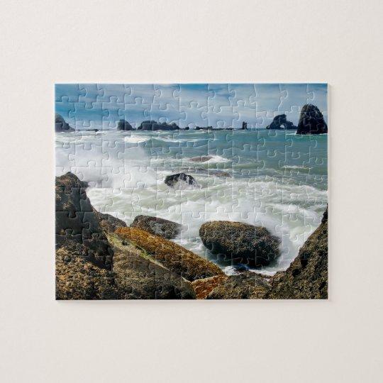 Oregon Coast jigsaw puzzle
