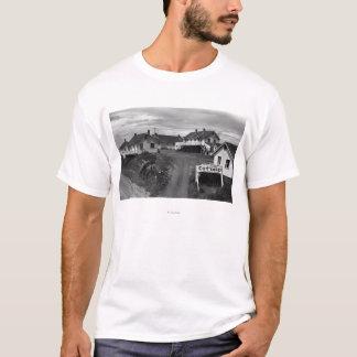 Oregon Coast Schellenbergers Ocean View Cottages T-Shirt
