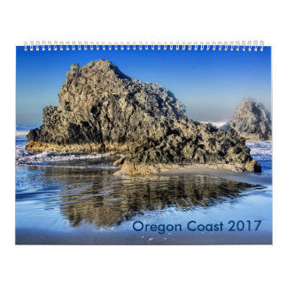 Oregon Coastal Images Calendar