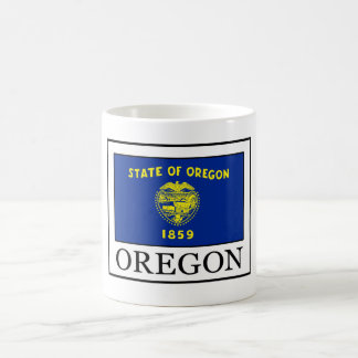 Oregon Coffee Mug