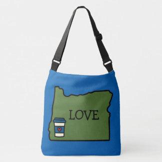 Oregon & Coffee Tote Bag