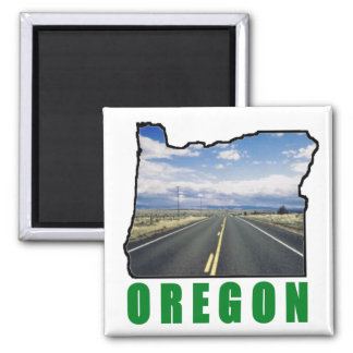 Oregon Desert Magnet