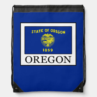 Oregon Drawstring Bag