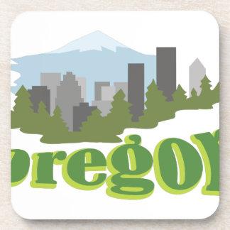 Oregon Drink Coaster