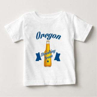 Oregon Drinking team Baby T-Shirt