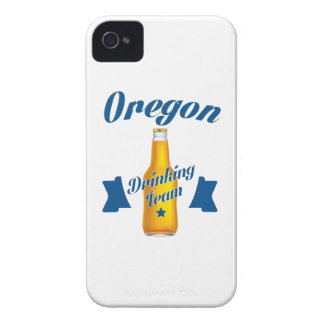 Oregon Drinking team iPhone 4 Case-Mate Cases