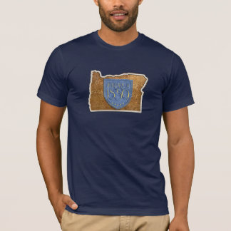 Oregon Established 1859 T-Shirt