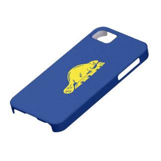 Oregon Flag iPhone 5 Case