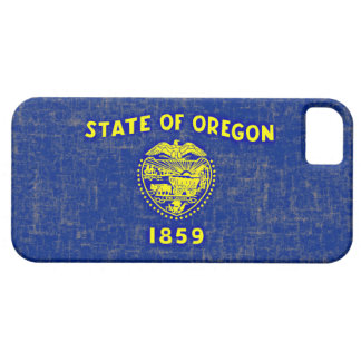 OREGON FLAG iPhone 5 COVERS