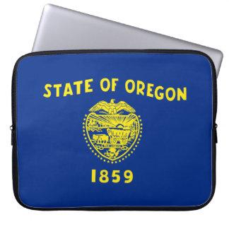 Oregon Flag Laptop Sleeve