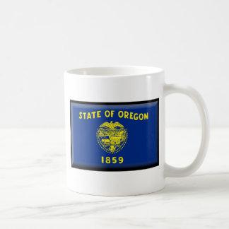 Oregon flag mugs
