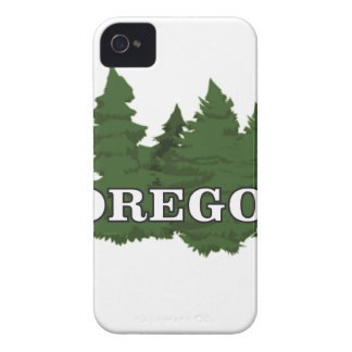 Oregon Forest iPhone 4 Case-Mate Case