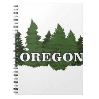 Oregon Forest Notebooks