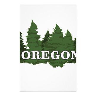 Oregon Forest Stationery