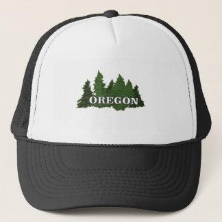Oregon Forest Trucker Hat