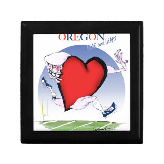oregon head heart, tony fernandes gift box