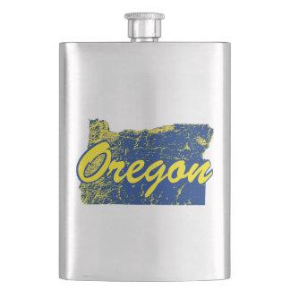 Oregon Hip Flask