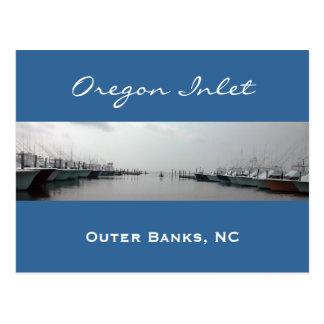 Oregon Inlet Post Card