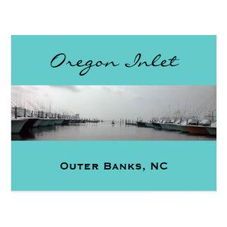 Oregon Inlet Postcard