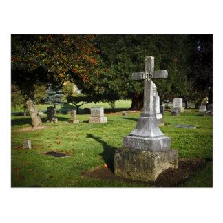 Oregon, Lake Oswego, Oswego Pioneer Cemetery 2 Postcards