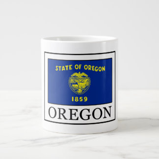 Oregon Large Coffee Mug