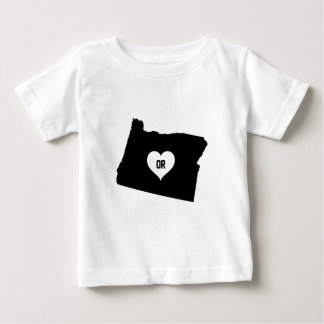 Oregon Love Baby T-Shirt