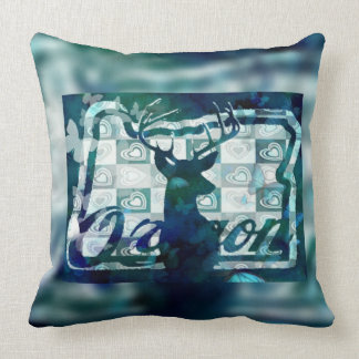 Oregon Love Cushion