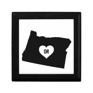 Oregon Love Gift Box