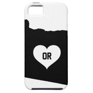 Oregon Love Tough iPhone 5 Case