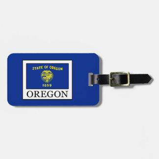 Oregon Luggage Tag