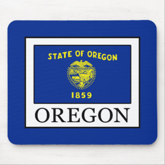 Oregon Mouse Pad